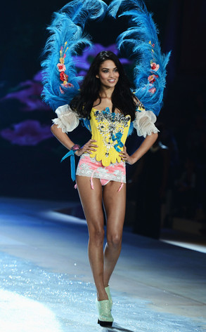 Shanina Shaik, Victoria's Secret Fashion Show